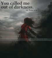 Out of darkness. by kevron2001