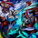 Transformice Duel: Sage VS Shariiki by MystikMeep