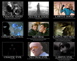 Invisible Man Alignment Sheet by menneb