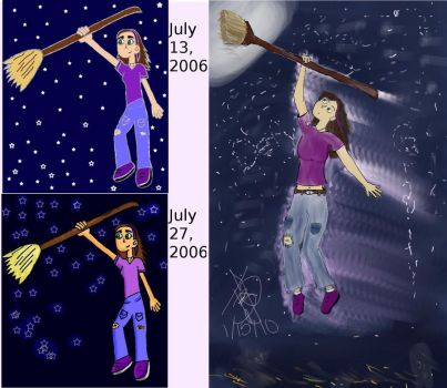 Comparisons - Defying Gravity by Wowey