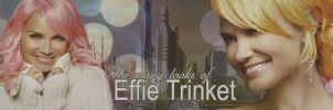 Hunger Games Effie Trinket by Leesa-M