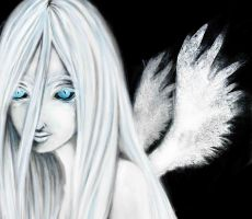 Winter Angel by Lucyu