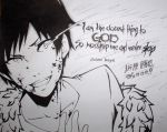DRRR: Izaya is the closest thing to God~ by Aveldeth