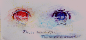 Vivid Eyes by Hainecch