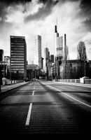 Frankfurt am Main by Empyrrean