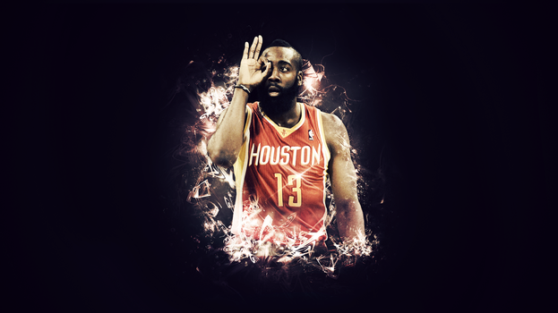 Wallpaper 1920x1080 | James Harden by Mackintosh141
