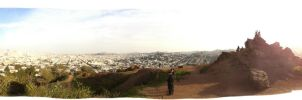 San Francisco Panoramic by QuartzComposer