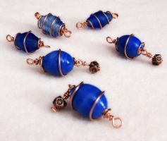 Wire-Wrapped With Copper by sancha310sp