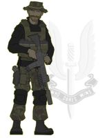 Captain Price by flashmcgee