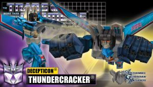 Thundercracker by GeneralSoundwave