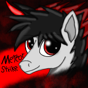 Decided to make this for the new avatar by Meteor-Strike-MLP