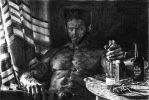 days of future past :the wolverine... by BOYKINS