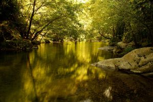 River I by LucAnthonyRossiter