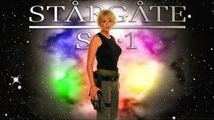 Amanda Tapping Samantha Carter VI by Dave-Daring