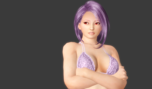 Ayane Forehead shadow fixed by bstylez
