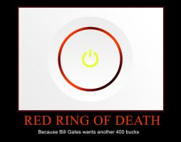 Red Ring of Death by Ghostwalker2061