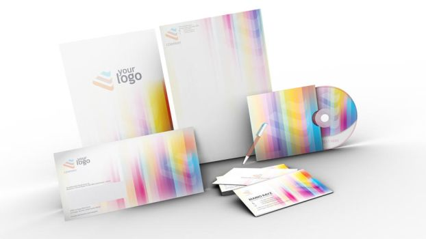 Pixel gradient stationary by Lemongraphic