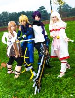 Tales of symphonia: dawn of the new world by giuccin