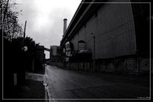 Industrial road by 0-Photocyte