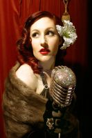 Torch Singer by pauladelley