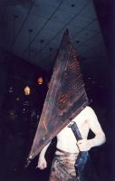 pyramid head ohayocon by gothicgal122