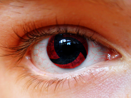 Real Sharingan Eye 2.0 by NiinjaStyle