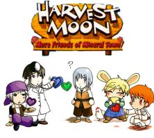 Harvest Moon by ColetteLongbottom