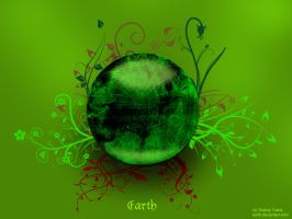 Earth by Aiofa