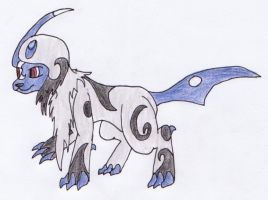 Egg 3: Absol by Operia