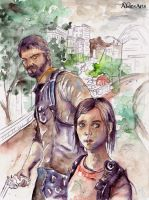 the last of us fa by Aries85