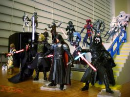 Star Wars Desktop Figures War - 01 by aliasangel2005
