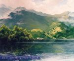 Loch Katrine by toms-art