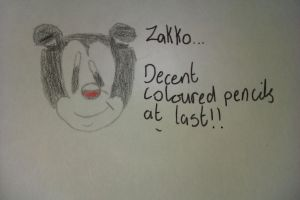 Zakko... face XP by MyVisionIsDying