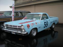 Ford Ranchero '67 by franco-roccia