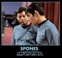 Spones Demotivational by youliedanyway