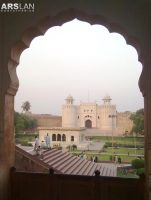 Lahore fort by DOGFATHER-X9