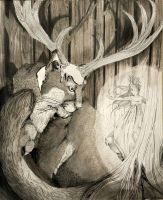 The False King by SarahBlevins