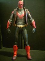 First Appearance Arkham City Red Hood by JohnnyXII