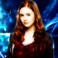 Shining Like A Star - Amy Pond by Poison-Bacon