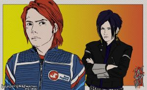 KILLJOYS--east meets west. by ryuuenx