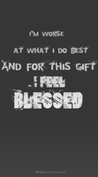 Blessed by P-edr0