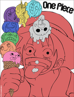The Nakama Ice Cream by Art-is-a-Explosion