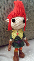 Amigurumi Groose by seth-anubis