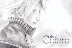 Cloud Strife by CandyxCorex