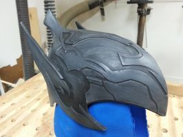 Artorias helm nearly complete by loveshina