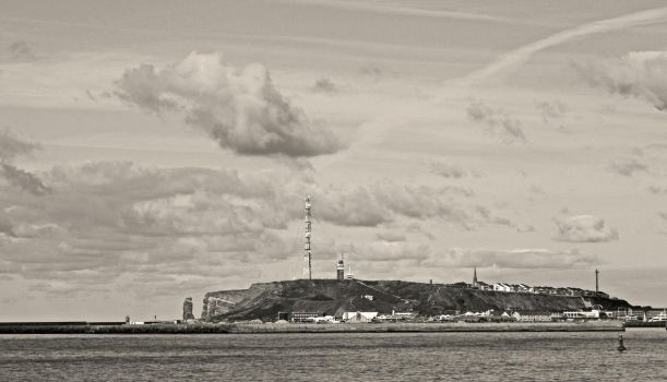 Helgoland by UdoChristmann