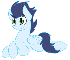Wow, Much Soarin, Such Pose by AIBronyPH
