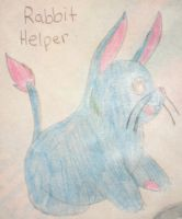 Rabbit Helper by Noelle-San