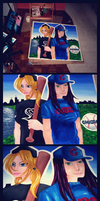 .:Cubs Vs. White Sox:. by KawaiiDesign