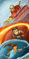 Avatar: The Legend of Korra by alvinsanity